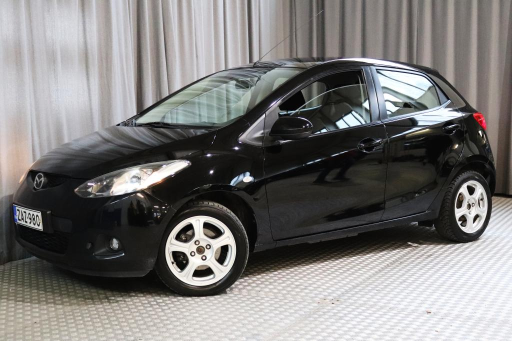 Mazda 2 1, 5 Touring Business 5MT 5ov Z24,  MERKKIHUOLLETTU!