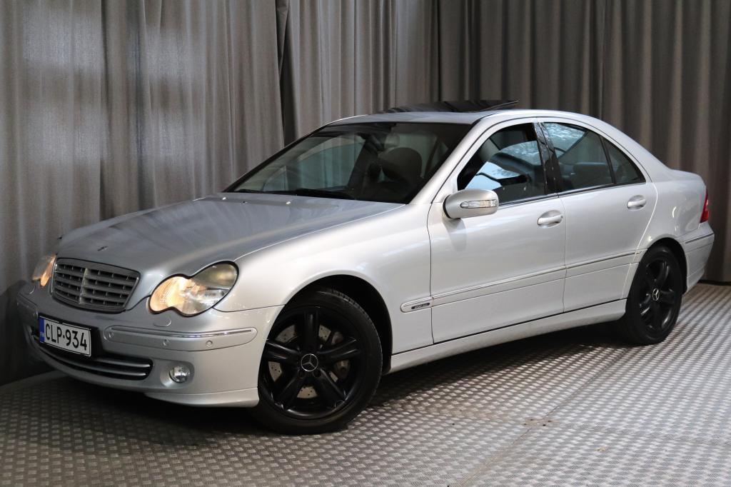 Mercedes-Benz C 320 CDI Sport Edition A,  HIENOKUNTOINEN!