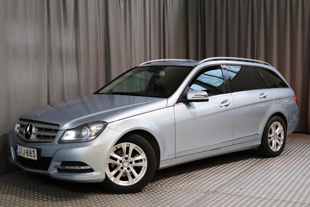 Mercedes-Benz C 180 CDI BE T A Premium Business,  SUOMI-AUTO!