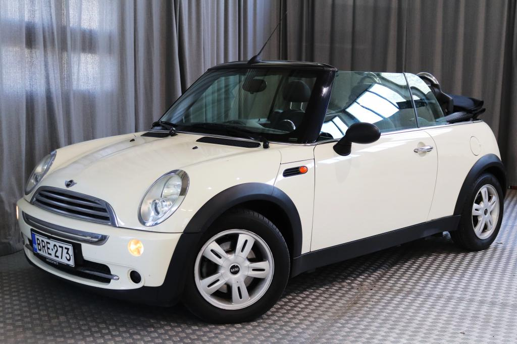Mini One Cabrio,  SEUR. KATS. 8/2020!