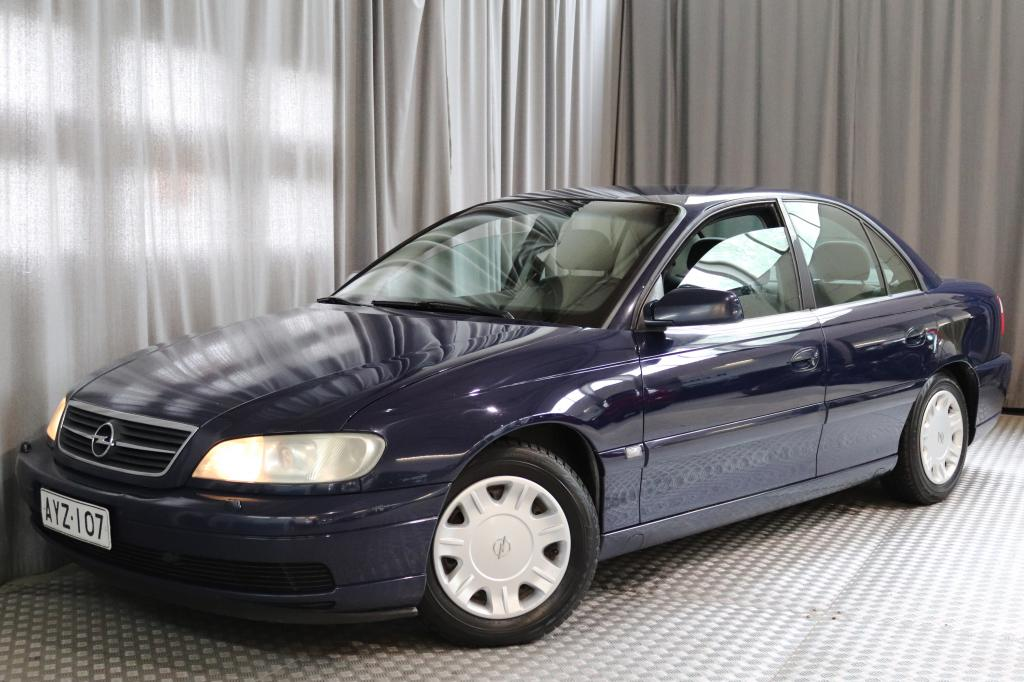 Opel Omega 2, 2 16V Classic 4d AT,  SIISTIKUNTOINEN!