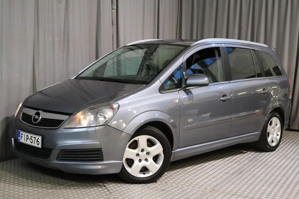 Opel Zafira 5-ov Enjoy Edition 1, 9 CDTI DPF 88kW/120hv M6,  TILAVA!