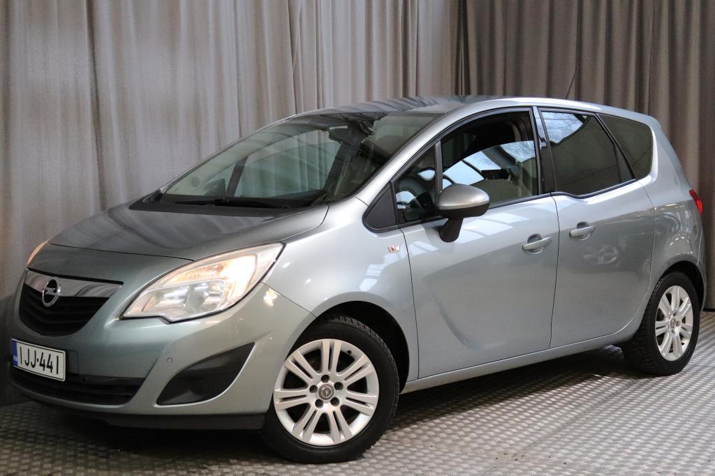 Opel Meriva 5-ov Enjoy 1, 4T ecoFLEX 89kW MT5,  HYVÄT VARUSTEET!