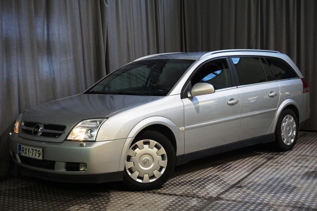 Opel Vectra Wagon 1, 9 CDTI (120hv) Comfort Business,  HYVIN HUOLLETTU!