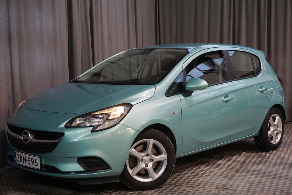 Opel Corsa 5-ov Enjoy 1, 0T ecoFLEX Start/Stop 66kW MT6,  HYVÄT VARUSTEET!