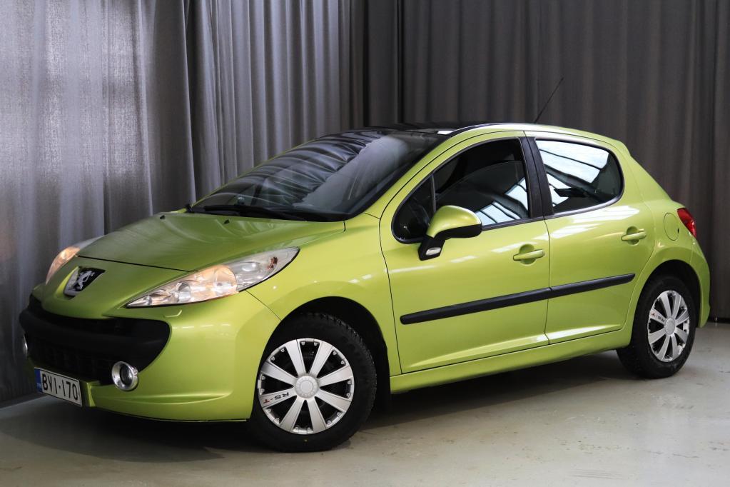Peugeot 207 Sport 120 5-ov. Automaatti,  SEUR. KATS. 1/2022!