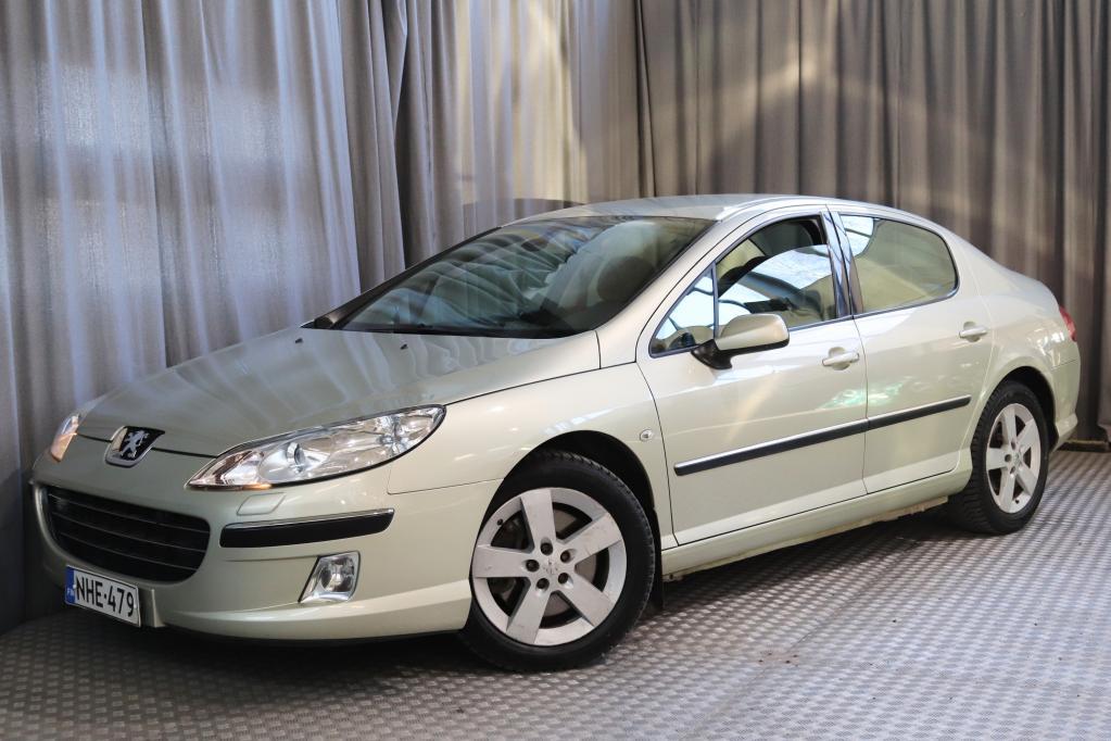 Peugeot 407 Premium 2, 2 4d A