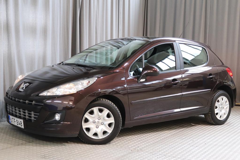 Peugeot 207 Active Pack VTi 95 5-ov.,  HYVÄT VARUSTEET!