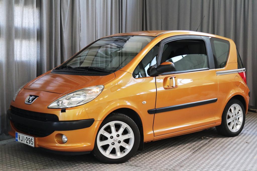 Peugeot 1007 Trendy 1, 4,  SEUR. KATS. 4/2020!