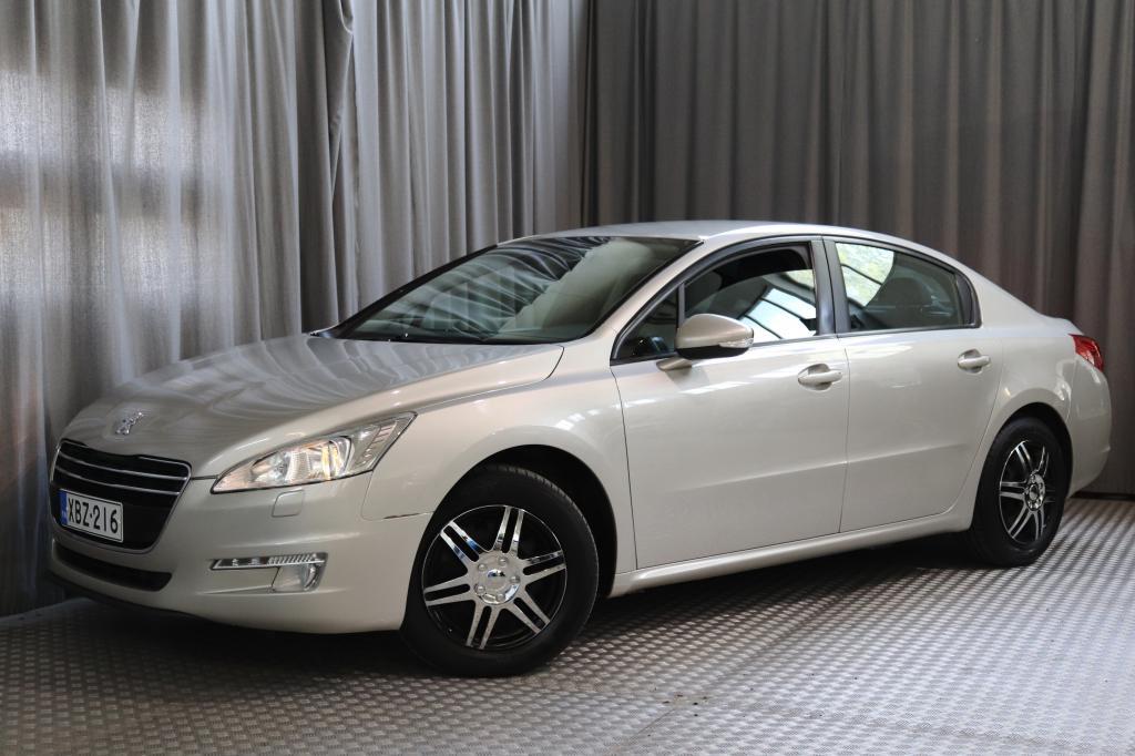 Peugeot 508 Access VTi 120 Autom.,  MERKKIHUOLLETTU!