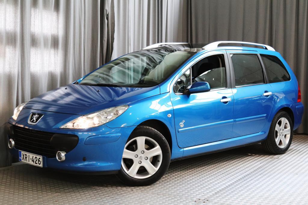Peugeot 307 SW Olympia HDi 90,  SEUR. KATS. 3/2020!