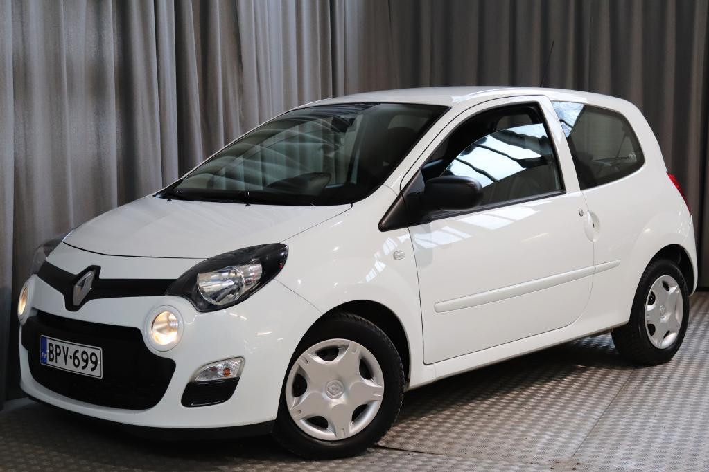 Renault Twingo 3-ov 1, 2 16V 76hv 5MT Trend,  VÄHÄN AJETTU!
