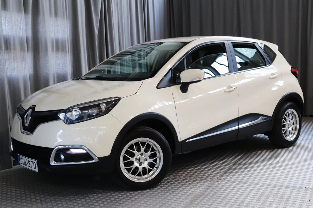 Renault Captur Energy TCe 90 Expression,  TALOUDELLINEN