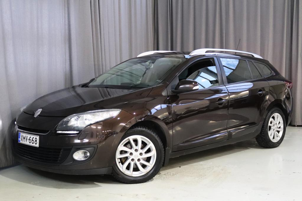Renault Megane Sport Tourer dCi 110 6AT-EDC FAP Expression Business