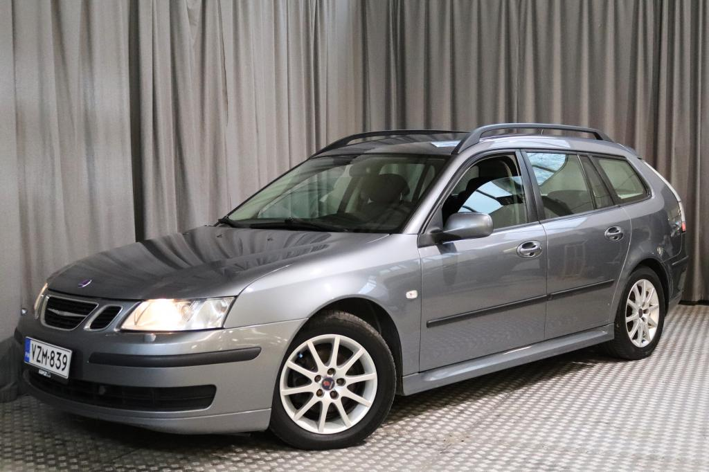 Saab 9-3 Sport Combi 2, 0t Linear Business M6