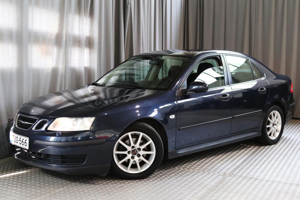 Saab 9-3 Sport Sedan 1, 8t Linear Business,  VÄHÄN AJETTU!