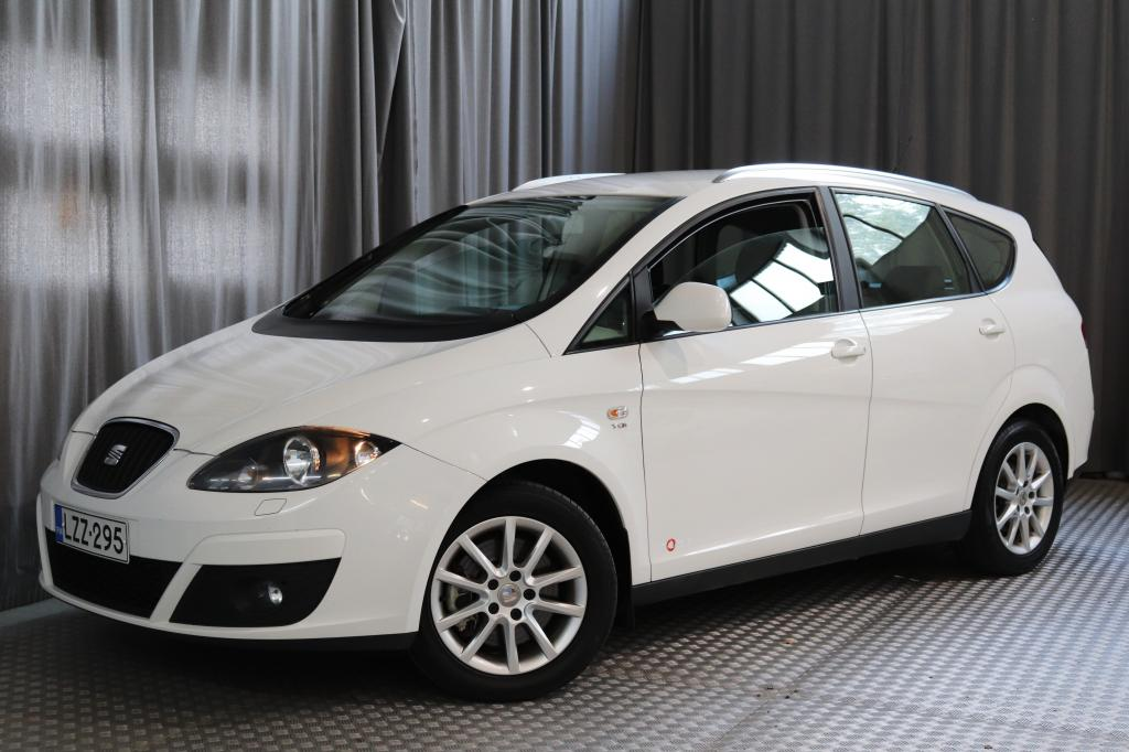 Seat Altea XL 2, 0 TDI 4WD Copa Plus,  TILAVA NELIVETO!