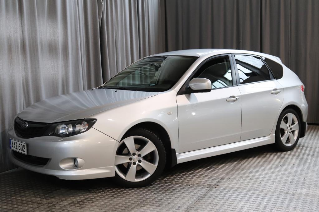 Subaru Impreza 2, 0R S sportswagon 4Q AT business,  VÄHÄN AJETTU!