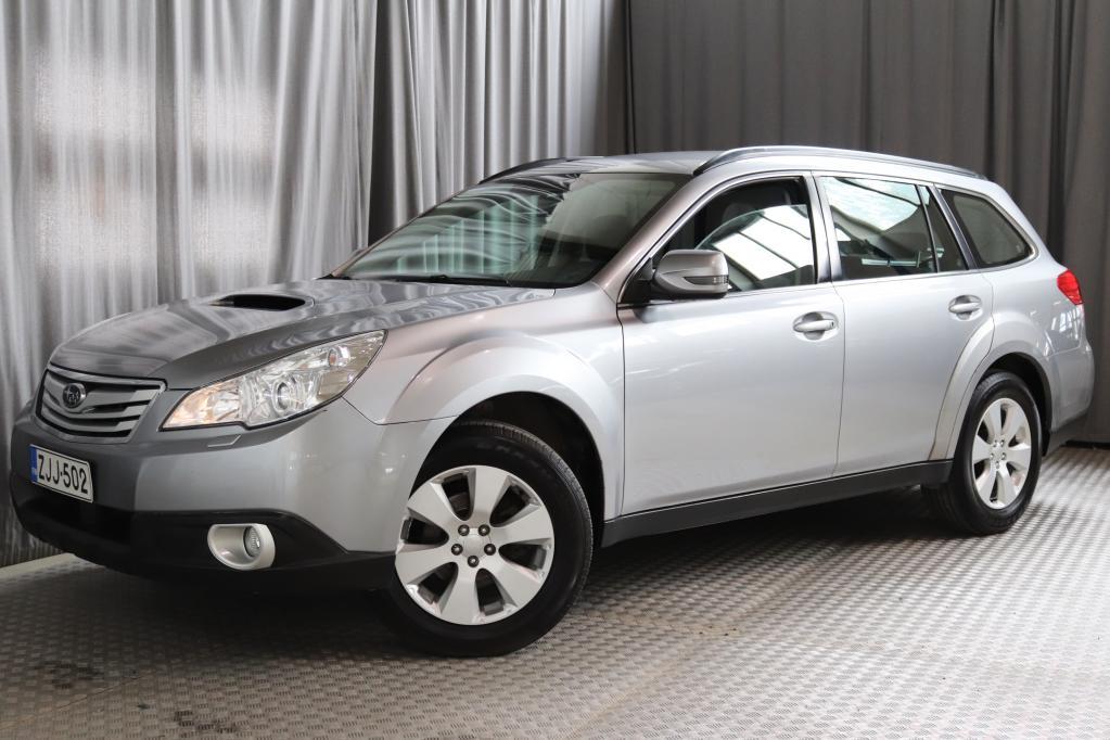 Subaru Outback 2, 0 TD VA 6MT,  XENONIT,  VAKKARI,  VETOKOUKKU YMS!