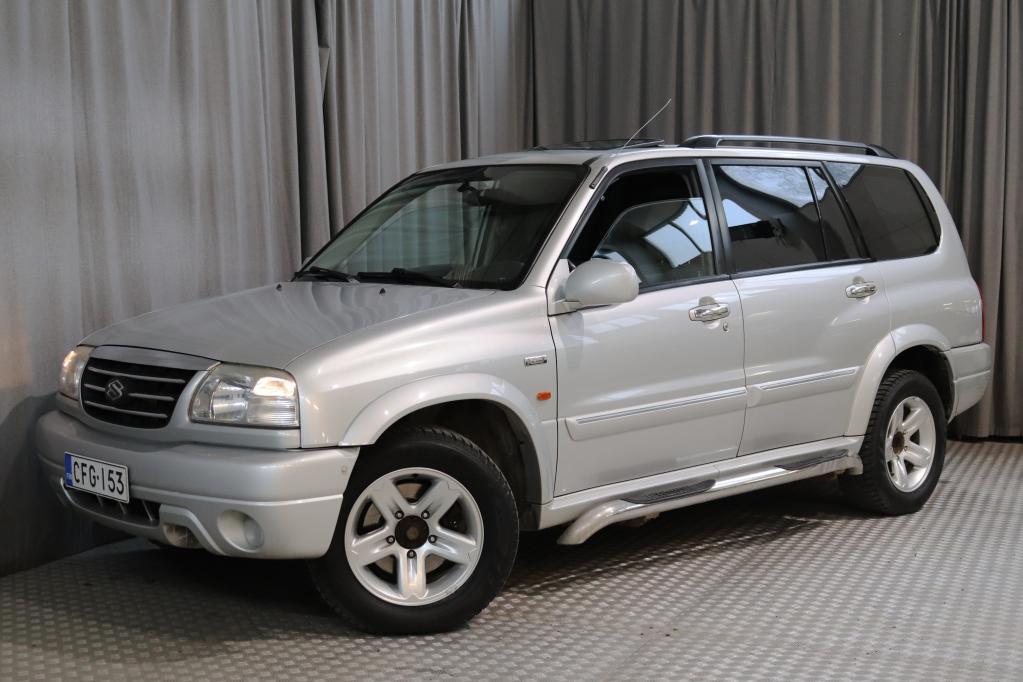 Suzuki Grand Vitara XL-7 2, 7 V6 4WD 5d AC AT 7hl,  HYVÄT VARUSTEET!