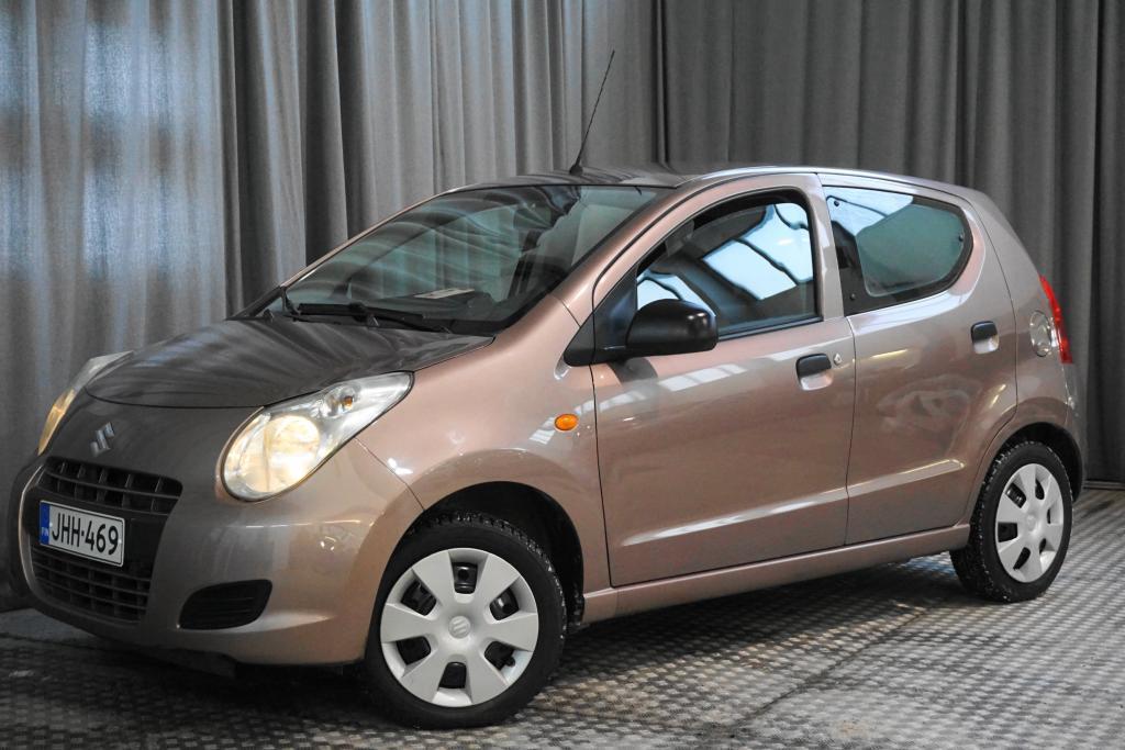 Suzuki Alto 1, 0 GL 5D,  ILMASTOINTI!