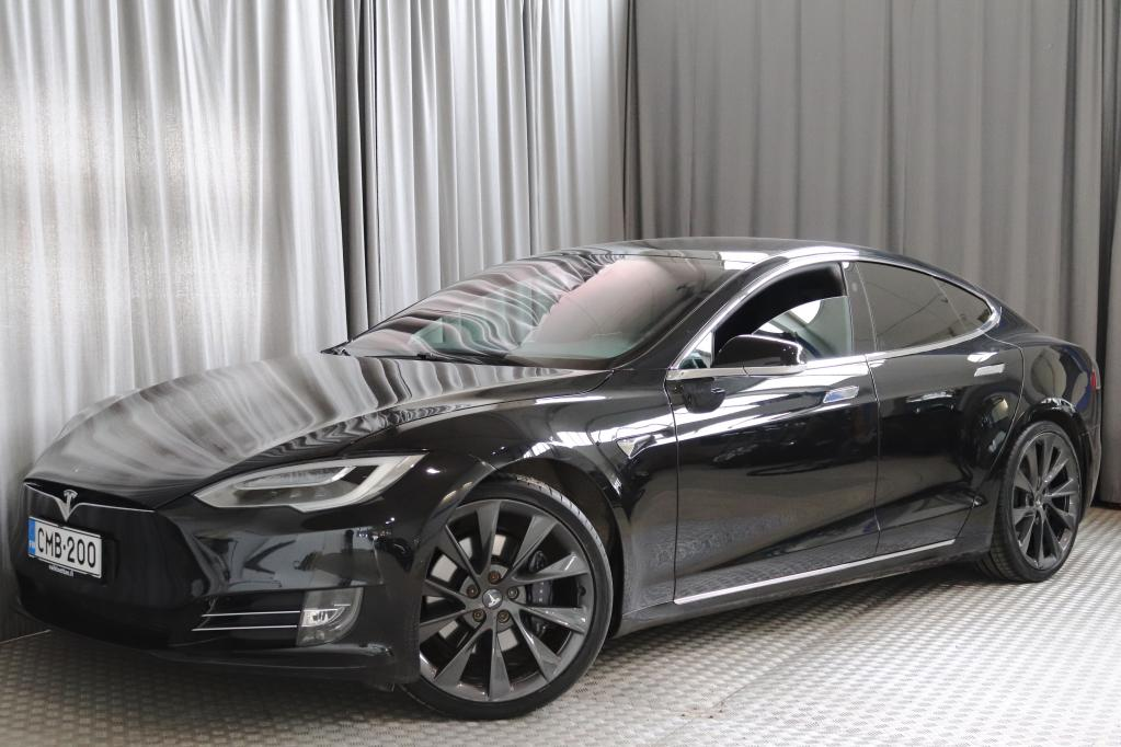 Tesla Model S 75 D AWD