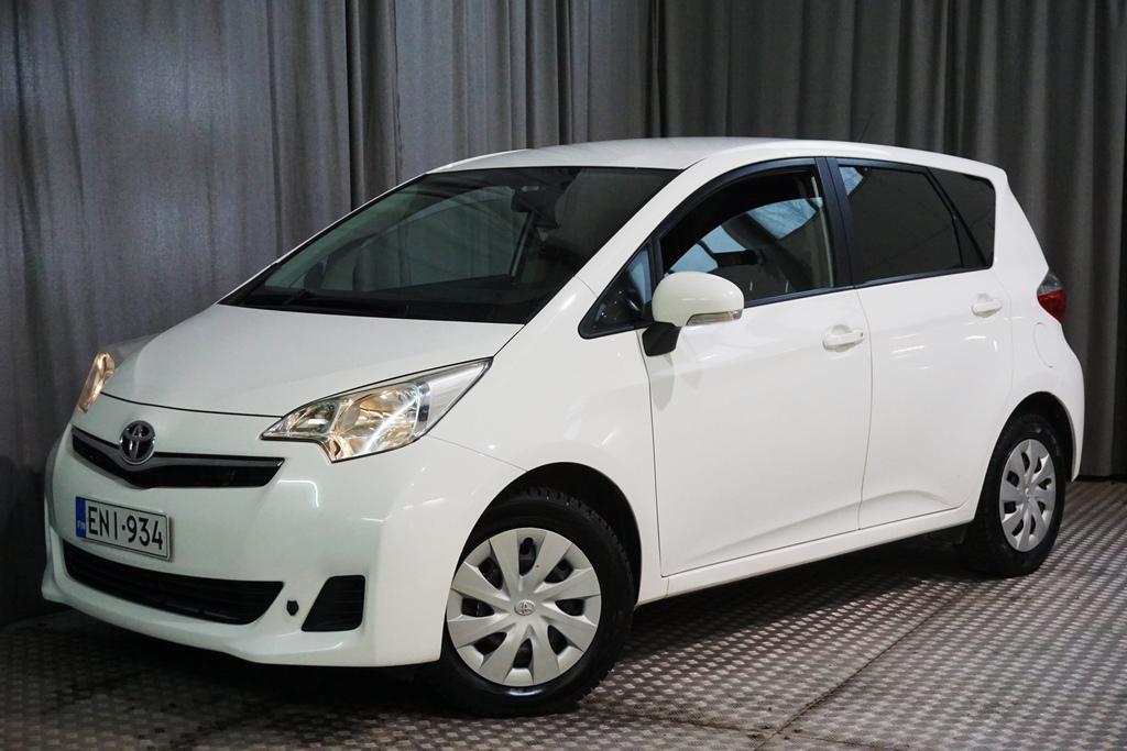 Toyota Verso-S 1, 33 Dual VVT-i Stop & Start Linea Sol,  PERUUTUSKAMERA!