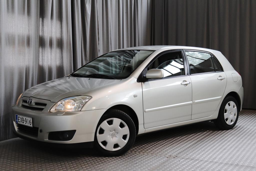 Toyota Corolla 1, 6 VVT-i Linea Sol AC Hatchback 5d,  SEUR. KATS. 9/2020!
