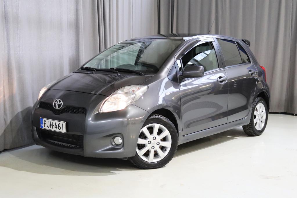 Toyota Yaris 1, 8 Dual VVT-i TS 5ov,  VÄHÄN AJETTU PIKKUSPORTTI!