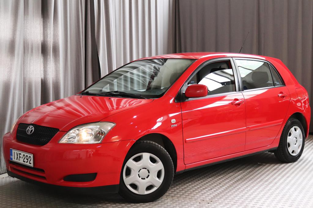 Toyota Corolla 1, 4 VVT-i Linea Terra 5ov Hatchback,  SEUR. KATS. 5/2021!