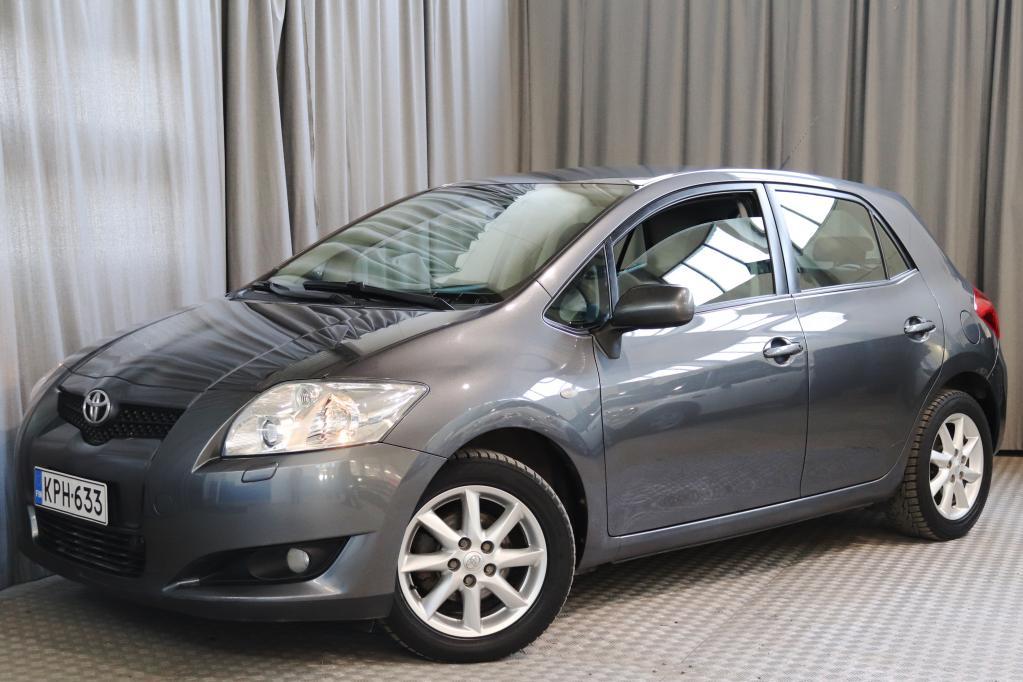 Toyota Auris 1, 6 Dual VVT-i Linea Sol Blue 5ov MultiMode,  VÄHÄN AJETTU!