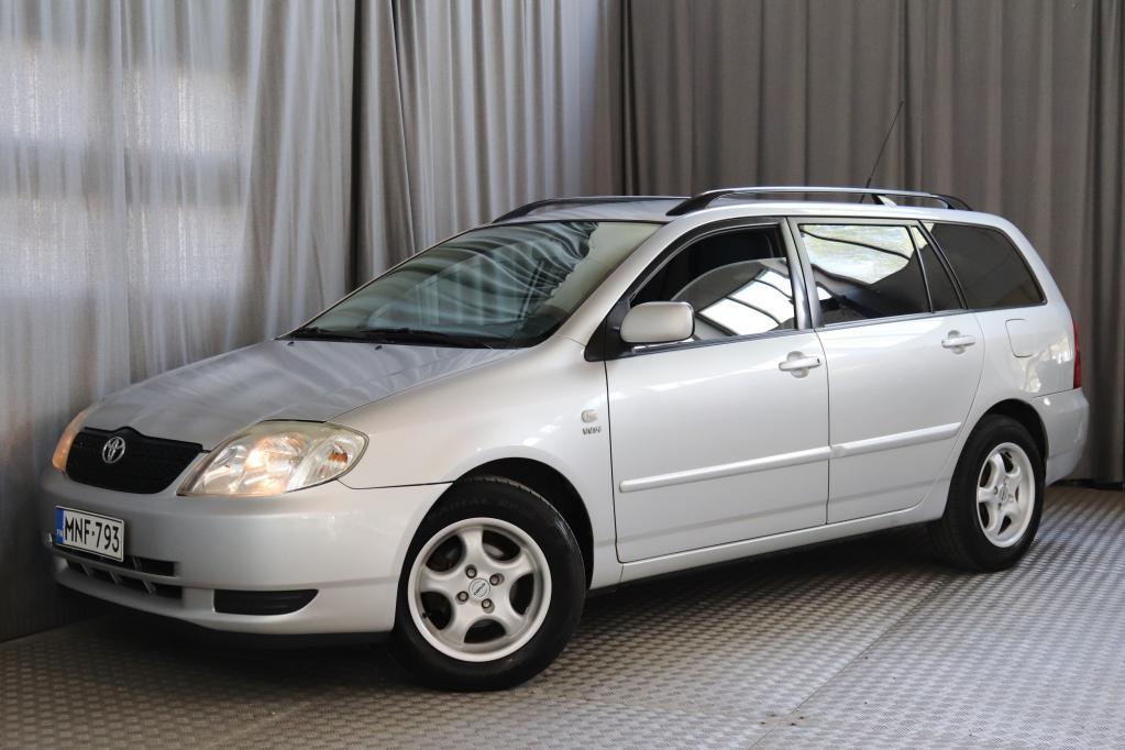 Toyota Corolla 1, 4 VVT-i Linea Terra Wagon,  ILMASTOINTI!