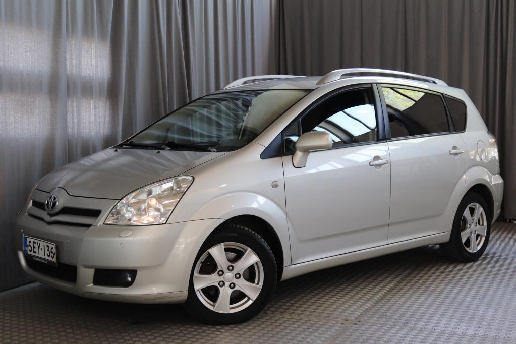 Toyota Corolla Verso 1, 8 VVT-i Linea Sol 7p MultiMode Business,  7-PAIKKAINEN!
