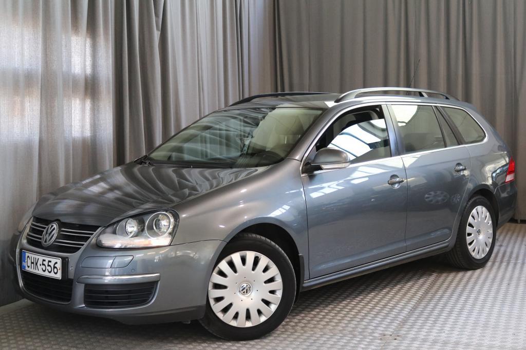 Volkswagen Golf Variant Comfortline 1, 4 90 kW TSI,  XENONIT,  TUTKAT YM.!