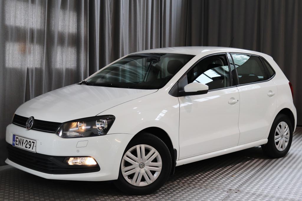 Volkswagen Polo Trendline 1, 0 55 kW (75 hv),  PYSÄKÖINTITUTKAT,  CRUISE,  YM.!