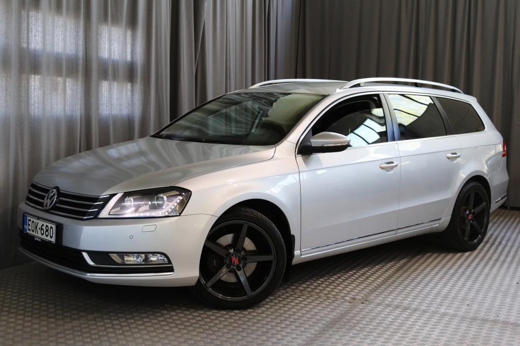 Volkswagen Passat Variant Highline 2, 0 TDI 125 kW (170 hv) BlueMotion Technology 4MOTION DSG-aut