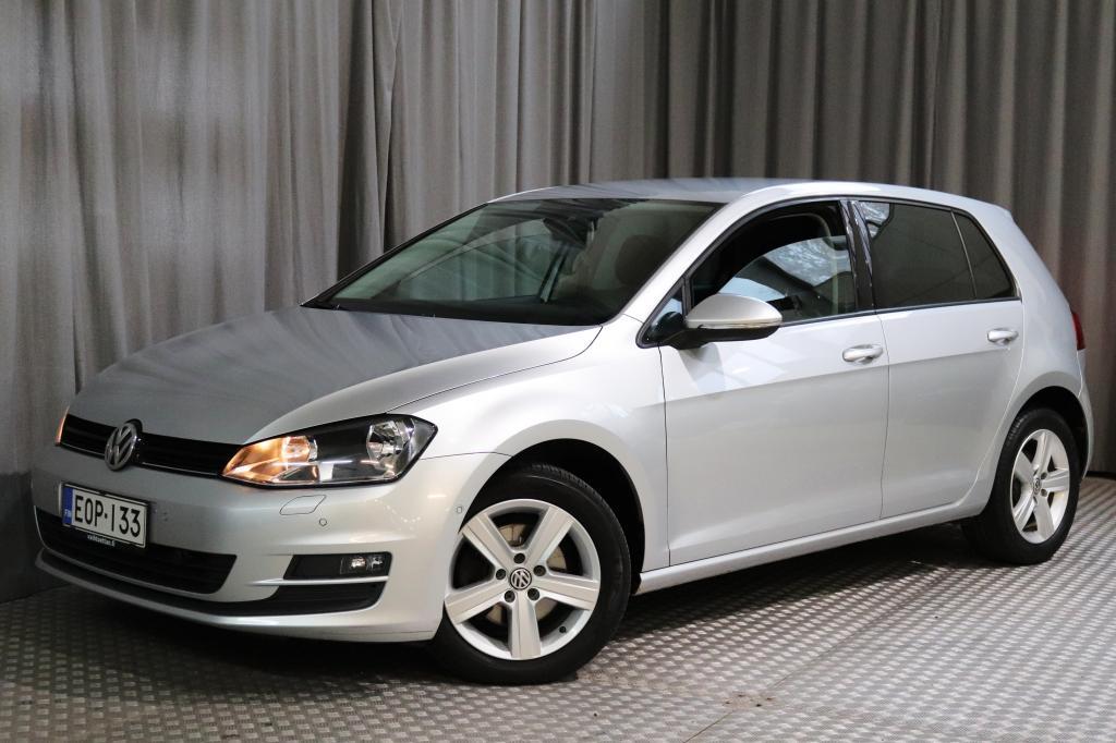 Volkswagen Golf Comfortline 1, 4 TSI 90 kW (122 hv) BlueMotion Technology DSG-aut. 5-ov