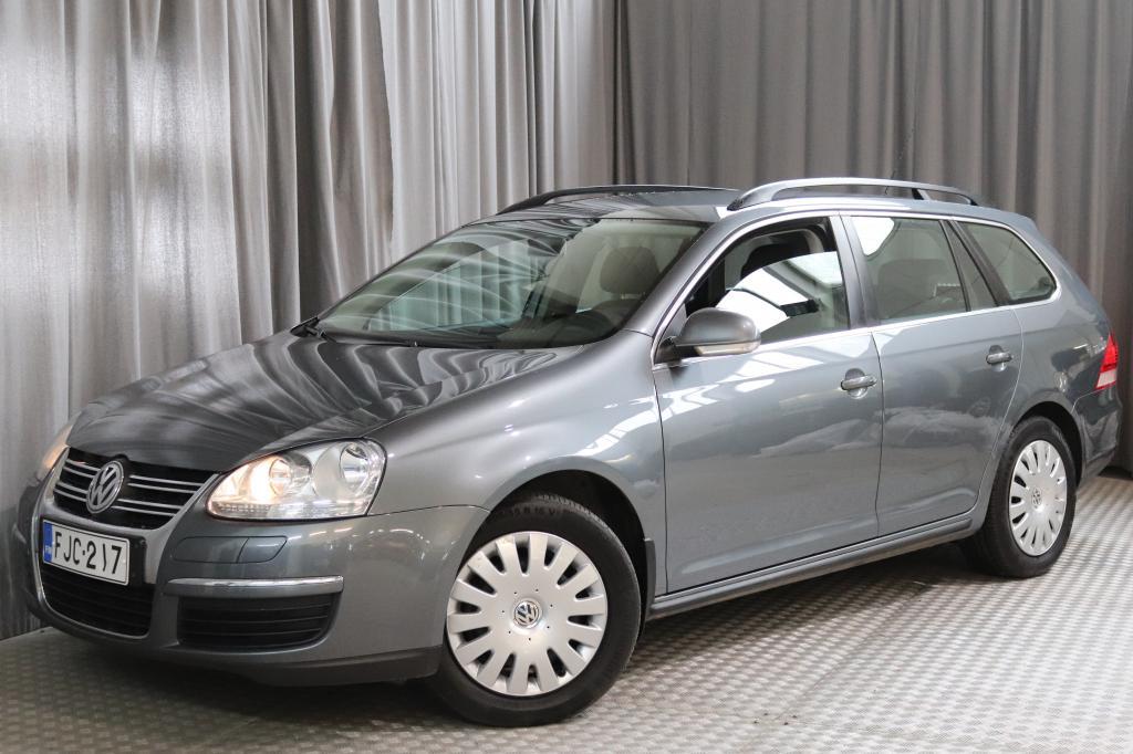 Volkswagen Golf Variant Comfortline 1, 4 90 kW TSI,  1-OMISTAJA!