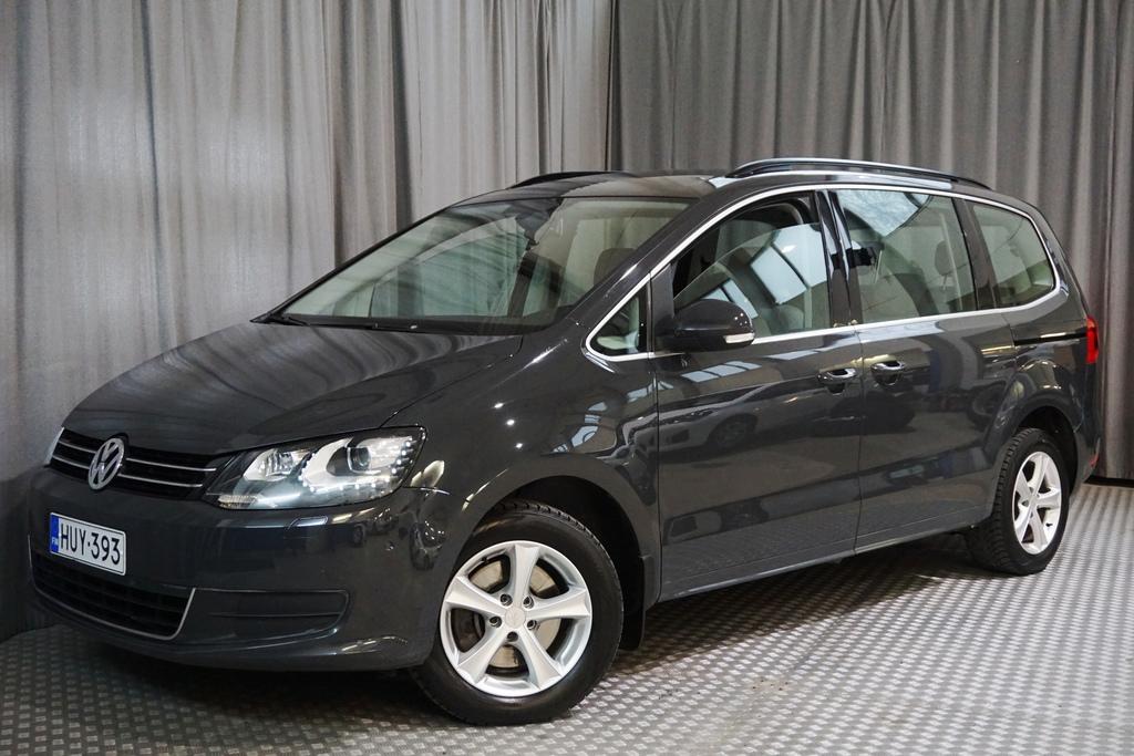Volkswagen Sharan Comfortline 2, 0 TDI 103 kW (140 hv) BlueMotion Technology DSG-automaatti