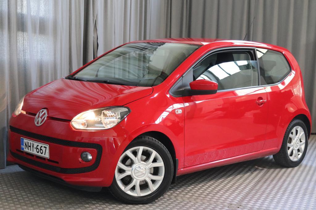 Volkswagen up! move up! 1, 0 55 kW (75 hv) BlueMotion Technology,  CRUISE,  P.TUTKA,  SIISTI!