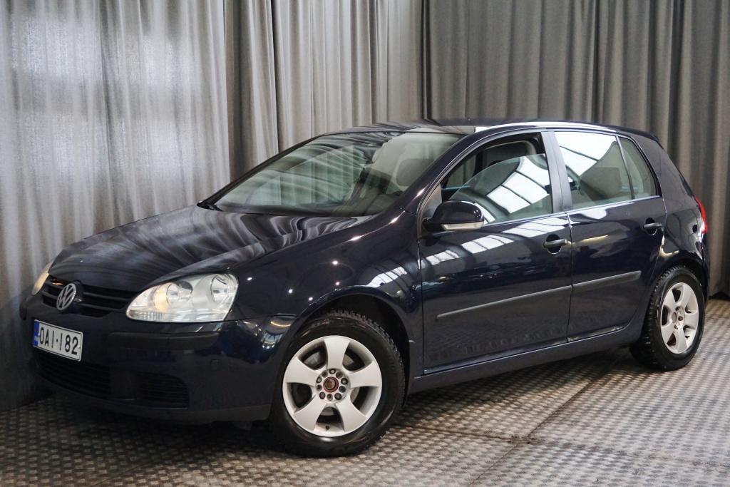 Volkswagen Golf 1, 6 85 kW FSI Comfortline aut. 5d