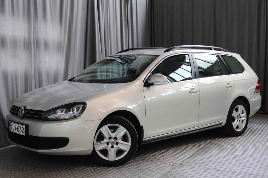 Volkswagen Golf Variant Comfortline 1, 4 TSI 90 kW (122 hv) DSG-automaatti