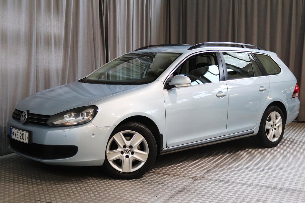 Volkswagen Golf Variant Comfortline 1, 4 TSI 90 kW (122 hv),  SUOMI-AUTO!