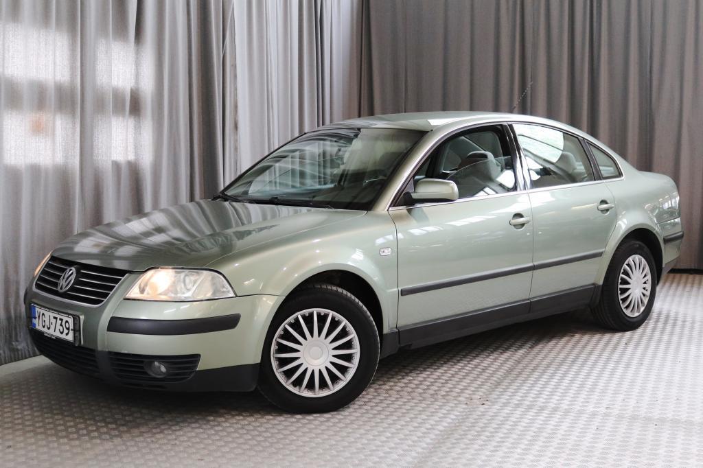 Volkswagen Passat 2, 0 96kW Comfortline,  KIVAT VARUSTEET! SEUR. KATS. 3/2020!
