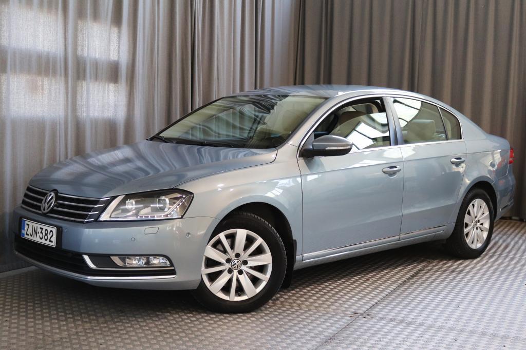 Volkswagen Passat Sedan Comfortline 1, 4 TSI 90 kW (122 hv) DSG-aut. 1-OMISTAJA!