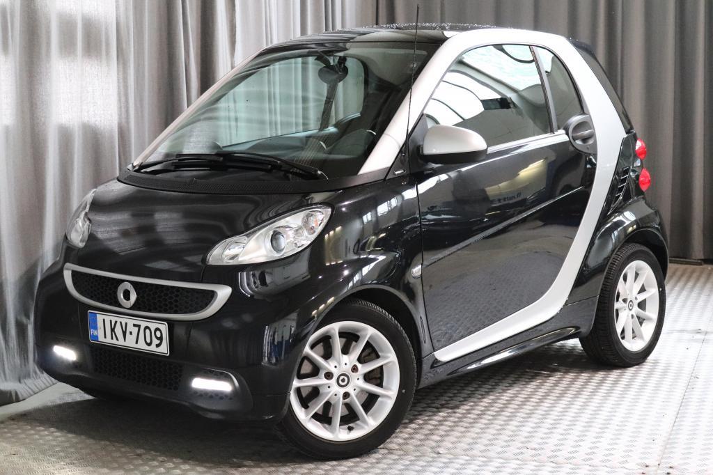 Smart fortwo coupé 52 kw MHD passion,  NÄPPÄRÄ AUTOMAATTI!