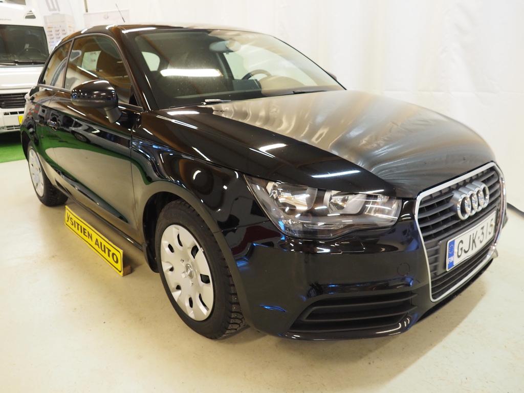Audi A1, 1.6 TDI Attraction