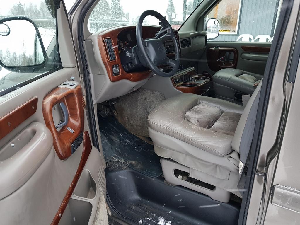 Chevrolet Chevy Van, STARCRAFT 6.5TD 2+3 HENGEN KEVYT K-A SIS 24% ALV
