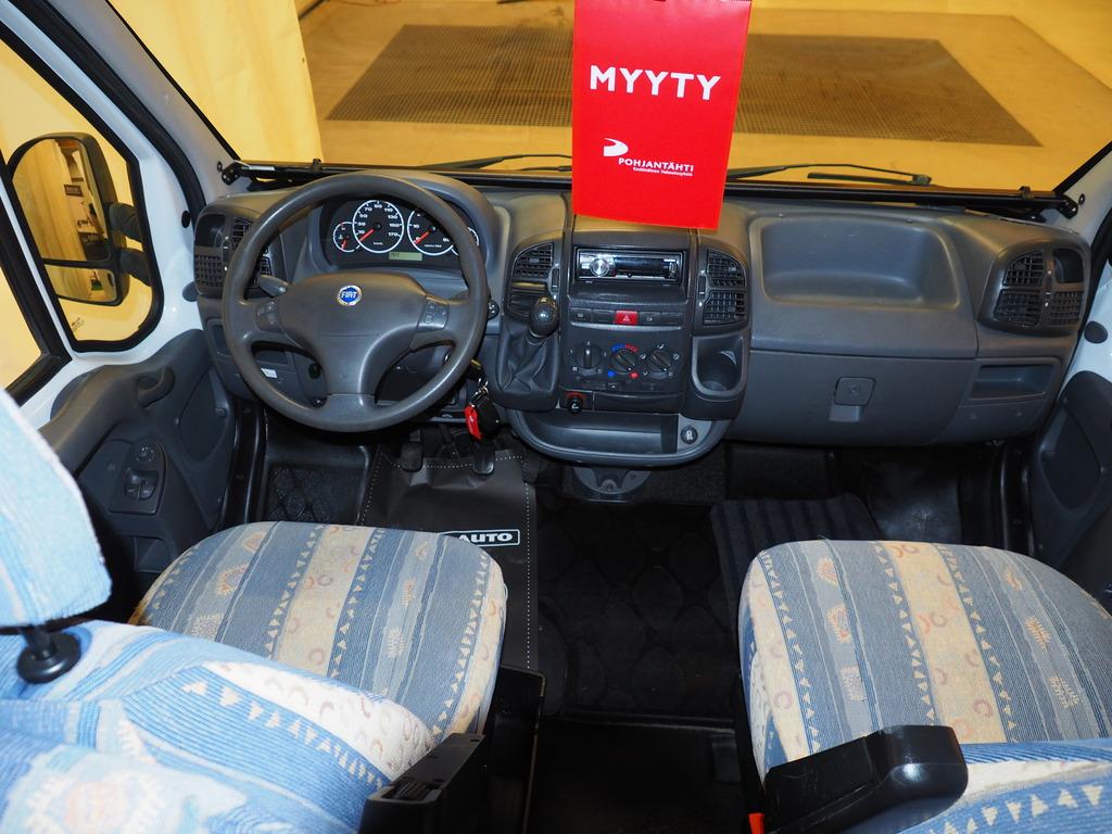 Fiat-Hymer Tramp T625, 2, 8 JTD 128HV