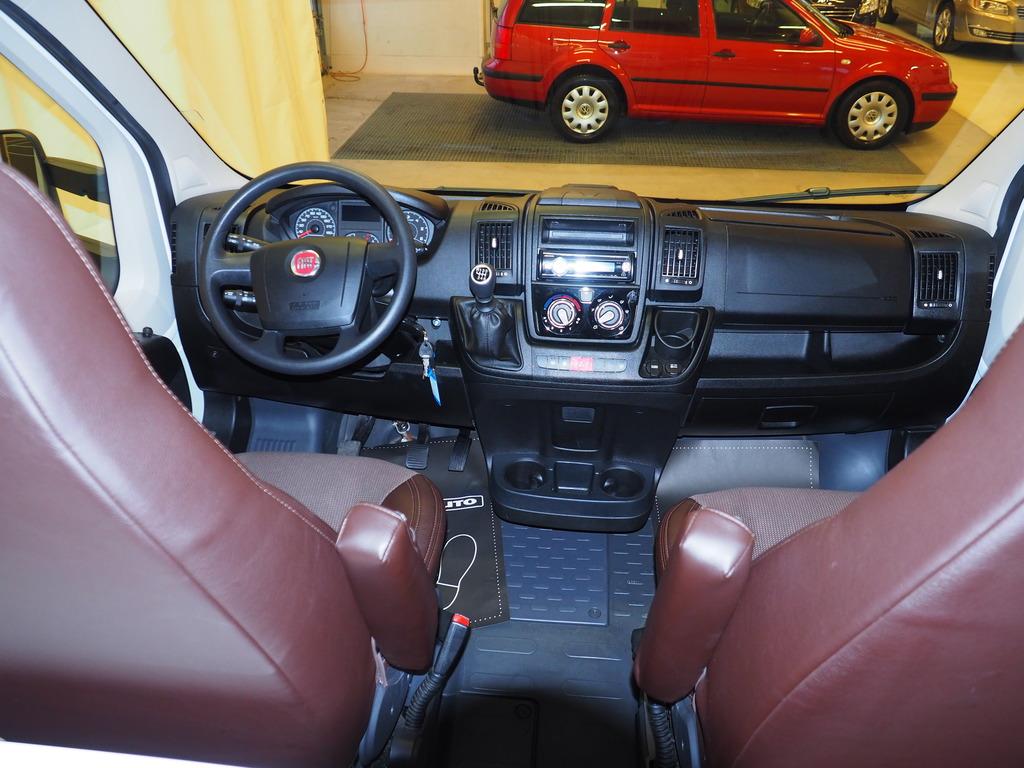 Fiat-Sunlight T64, 2, 3 M-JET 130HV